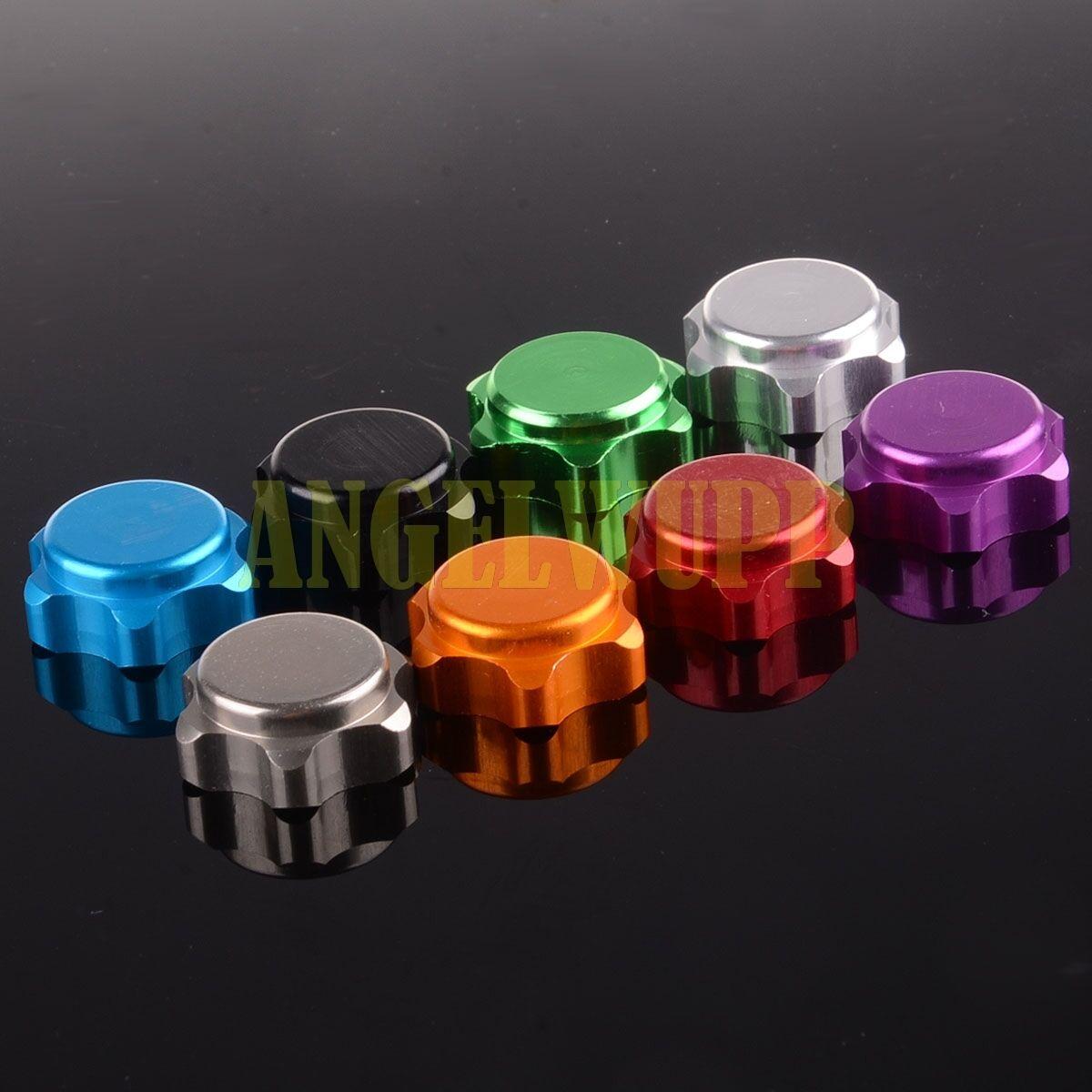 4PCS RC 1/8 Dust Proof 17MM Wheel Rim Hub Nuts Cover 81212 Upgrade Part 80123