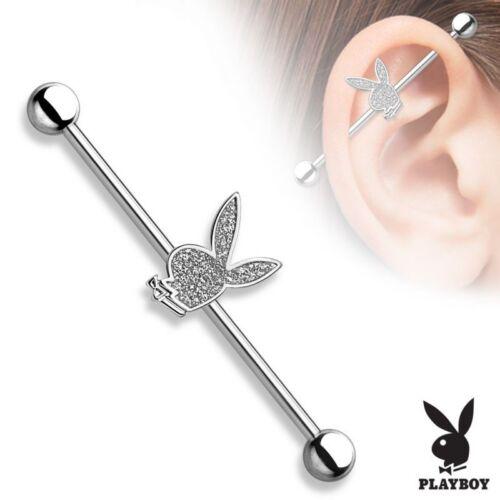 Piercing industrial Playboy arena brillo