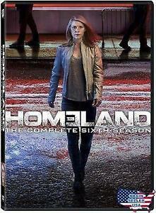 Homeland: Season 6 (DVD, 2018)