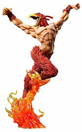 Estatua Legend Jojo's Bizarre Adventure  Parte III 51. Magos red  Predotipo