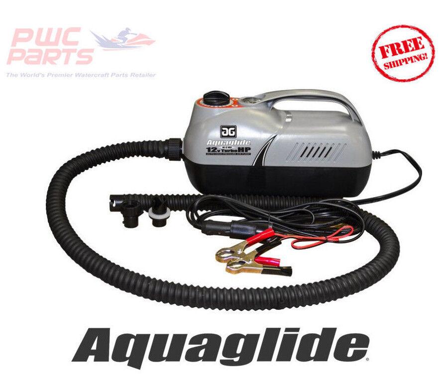 AQUAGLIDE 12V TURBO High Pressure Pump for SUP Kayaks Paddle Boards 58-5214025