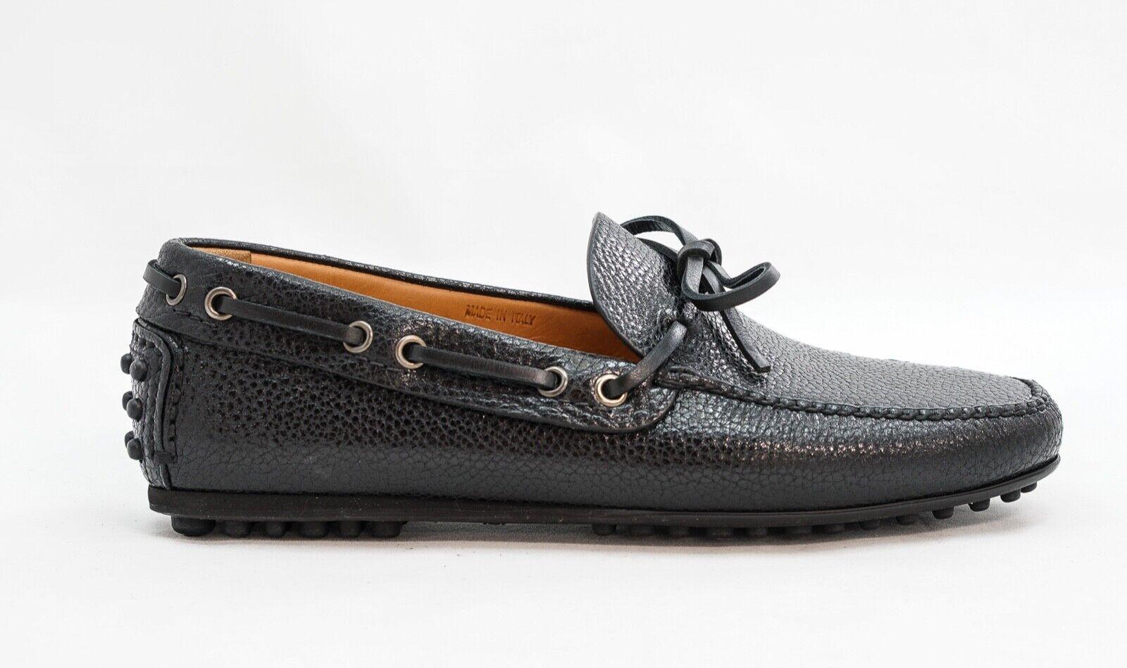 Calzado deportivo nuevo  grano negro masculino mocccasin kud600 talla 6   7us   40eu talla final