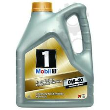 Motoröl MOBIL 1 FS 0W40, 4 Liter