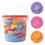 Magic-Sand-Beach-Moulds-Magic-Childrens-Kids-Moving-Play-Set-1kg-Tub-6-Moulds thumbnail 1