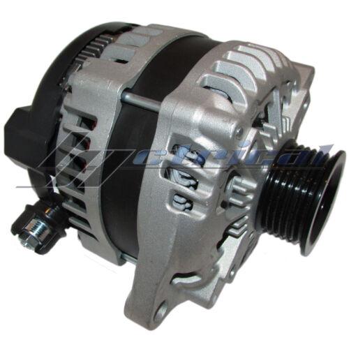 100/% NEW ALTERNATOR FOR FORD F SERIES PICKUP TRUCK F 150 F150 5.0L HD 250 AMP