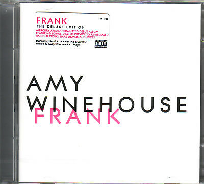 2 CD (NEU!) . AMY WINEHOUSE FRANK (+17 Bonus Deluxe F**k me Pumps mkmbh | eBay
