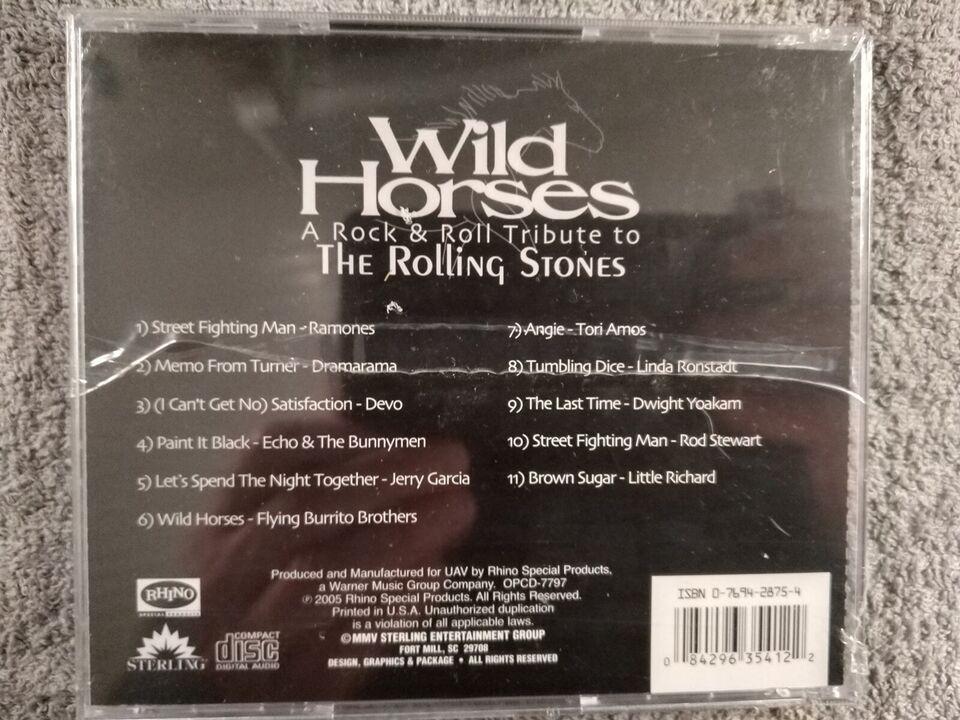 Rolling Stones: hyldest / tribute, rock