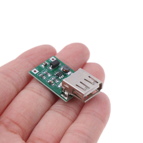 DC-DC USB Mobile Boost Module 0.9V-5V 600mA Converter Step Up Module hj