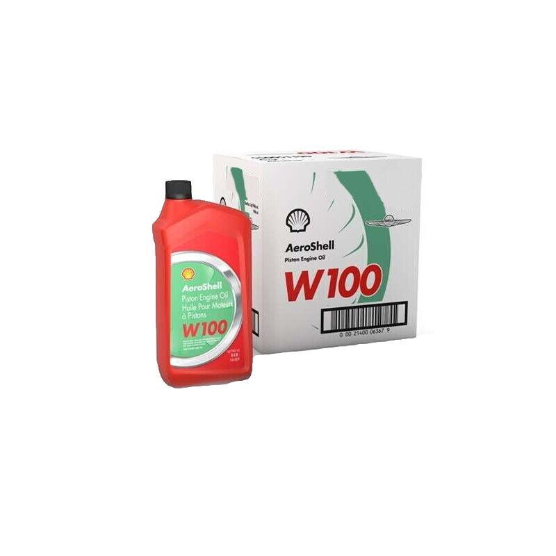 OIL.3.1 AeroShell Oil W100 - 1 qt/946  / 6-er Karton