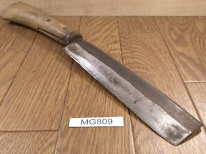 Japanese-vintage-Carpentry-Tool-NATA-AXE-ONO-Hatchet-Woodworking-345mm-MG809