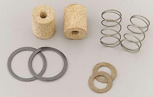 holley 162 500 carburetor fuel inlet brass filters ebay. Black Bedroom Furniture Sets. Home Design Ideas