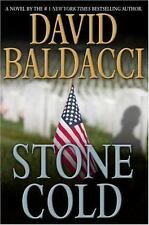 Camel Club: Stone Cold Bk. 3 by David Baldacci (2007, Hardcover, Revised)