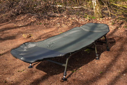 Session/Over Nighter Fishing Bed, Lightweight, Portable, Camping  RRP £79.99