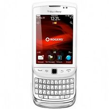 Imported Brand New Blackberry Torch 9800 GSM Smartphone White Colour