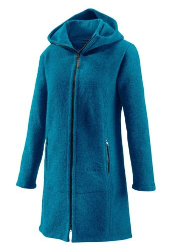 Mufflon Rika Ladies Merino Coat Winter Coat W300 Arctic Size L