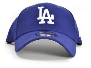 48893747220580 LA Dodgers Baseball Team New Era 9FORTY Adjustable Cap Hat Official ...