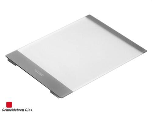 Systemceram Schneidebrett Glas 0735