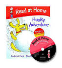 Read at Home: Level 4C: Husky Adventure Book + CD by Martin Jarvis, Ms Annemarie Young, Ms Cynthia Rider, Kate Ruttle, Roderick Hunt (Mixed media product, 2006)
