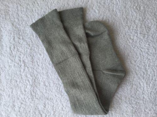 Donna BELLA cotone pizzo ginocchio calzini di alta qualità grigio o nero