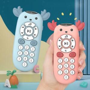 TV Telecomando Luce Per Bambini Musica Suono Attività Di Apprendimento