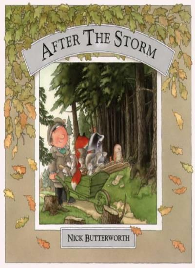After The Storm (Percy the Park Keeper)-Nick Butterworth