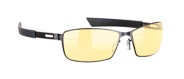 NEW Gunnar VAY-00101-N-A Vayper Onyx Frame Gaming Glasses w  Amber Lens