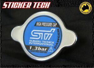 STI-BLUE-1-3-BAR-RADIATOR-CAP-STICKER-DECAL-SUITS-EJ20-EJ25-WRX-SUBARU-GC8-GF8
