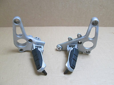 BMW R1150R 2001 20,717 miles riders front foot rest pegs