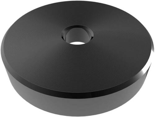 Ersatz-Single-Adapter Disco Plattenspieler Adapter Ersatzadapter Puck