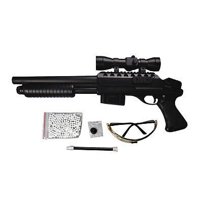 Hilfreich Rayline Federdruck Spielzeuggewehr M47b1 Schwarz Spielzeug