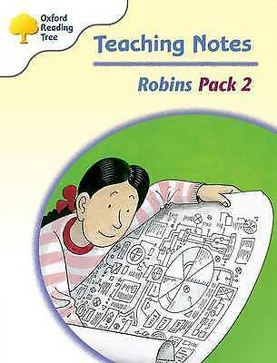 Oxford Reading Tree: Levels 6-10: Robins: Teaching Notes Pack 2, Apperley, Jo, N