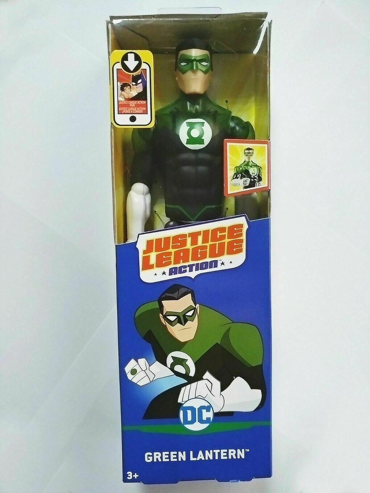 Grün Lantern Justice League Action Figure 12 12 12 inch - Mattel - Brand New c42ded