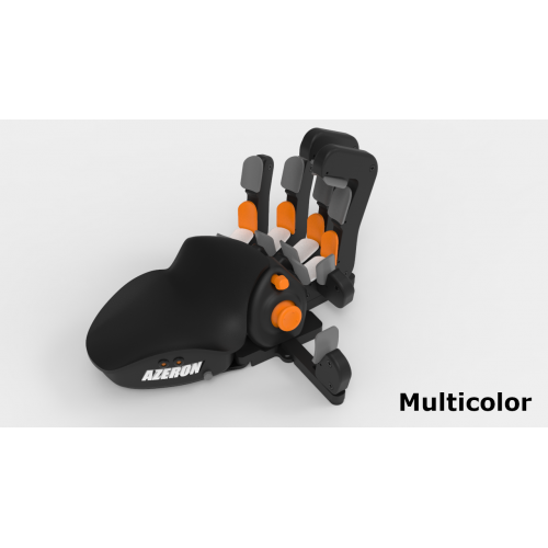 Hi-Tech 2020 Best Pro Multicolour Gaming Keypad Best Fit With Thumbstick