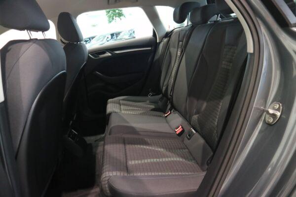Audi A3 1,4 TFSi 122 Ambition Sportback  S-tr. billede 11