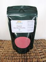 Organic Beet Root Powder 4oz Or 112gram (beta Vulgaris) With Free Shipping