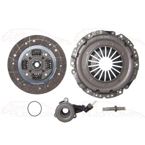 SAAB 9-3 1.8 Petrol 04-15 3 Part Clutch Kit