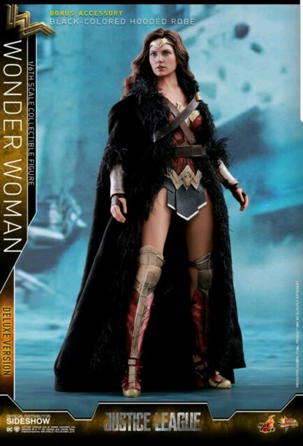 Ready to Ship Hot Toys MMS451 Justice League 1/6 Wonder Woman New Deluxe Version