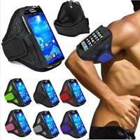 Gym Sport Workout Running Armband Case Cover For Samsung Galaxy S3 S4 S5 S6