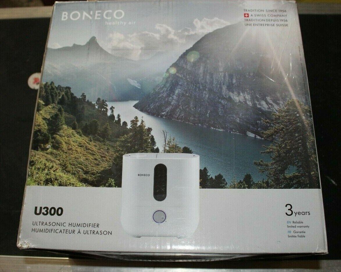 Boneco U300 Cool Mist Ultrasonic Humidifier quiet New