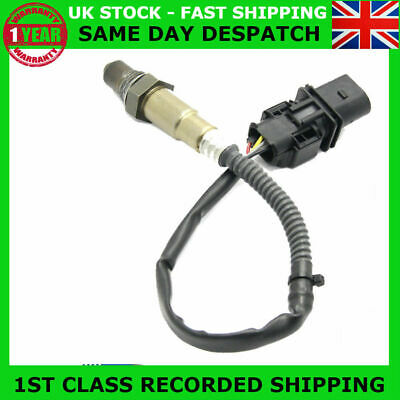 FOR FORD CITROEN 1.6 2.0 2.2 TDCI HDI LAMBDA OXYGEN O2 SENSOR 5 WIRE WIDE BAND