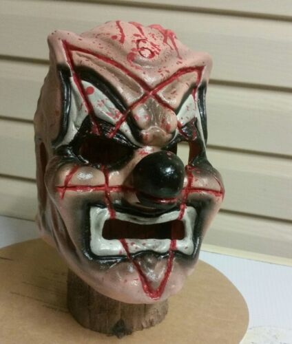 iowa slipknot clown mask shawn crahan PENNYWISE HORROR CLOWN HALLOWEEN LATEX
