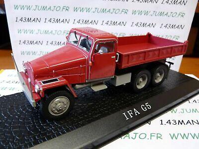 IFA G5 benne DDRT22 CAMIONS 1//43 atlas IXO