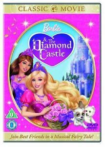 Barbie-and-the-Diamond-Castle-DVD-Very-Good-DVD