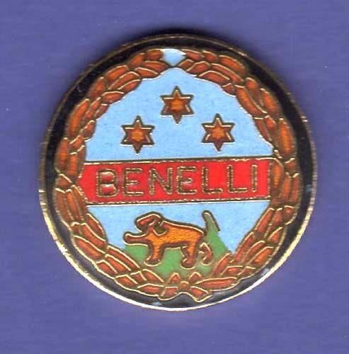 BENELLI HAT PIN LAPEL PIN TIE TAC ENAMEL BADGE #2009