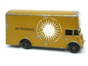 Matchbox-Lesney-No-46b-tipo-eliminaciones-van-Beales-bealesons-version-promocional