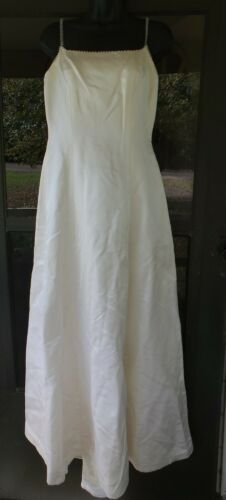 Justina Haute Couture McCaffrey 100% SILK WEDDING