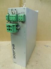 Baldor BPS10P Servo Amplifier BPS10-200-40-P (AS270V) Used