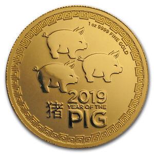 2019-Niue-1-oz-Gold-250-Lunar-Pig-BU-SKU-176568