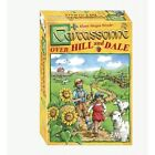 Z-man Games Carcassonne Over Hill and Dale Board Game