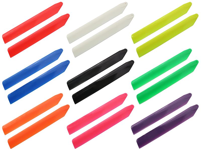 prezzi equi Rakonheli 133mm Plastic Main Main Main Blade (9 Coloreeees) - Blade 130S  moda